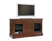 66in Entertainment Console in Cherry Finish by Hekman HE-81541