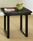 Abbyson Fairhaven Espresso End Table AB-55AD-825-END
