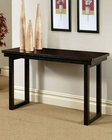 Abbyson Fairhaven Espresso Sofa Table AB-55AD-808-SOF