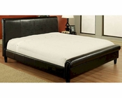 Abbyson Lexington Bi-cast Leather King-Size Bed AB-55LI-H025-KI