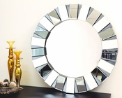 Abbyson Pacific Round Wall Mirror AB-55TM-GC-8203-MIR