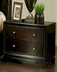 Abbyson Plaza 2 Drawer Nightstand AB-55HM-5050-1710