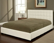 Abbyson Torrance Bi-cast Leather Full-Size Bed AB-55LI-HC004-FU