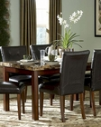 Achillea Dining Table w/Marble Top EL-3273-60