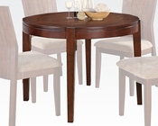 Acme 42in Round Dining Table Mauro AC70542