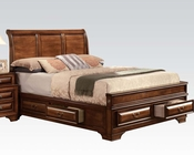 Acme Bed in Antique Style Konane AC20450BED