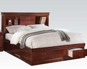 Acme Bed Louis Philippe III AC24380BED