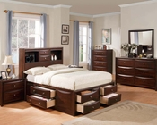 Acme Bedroom Set Manhattan Espresso AC14110SET