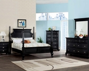Acme Black Bedroom Set Canterbury AC10430SET