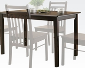Acme Cappuccino Dining Table Serra II AC00860