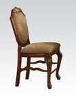 Acme Cherry Counter Height Chair Chateau De Ville AC04084 (Set of 2)