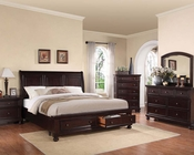 Acme Classic Style Bedroom Set w/ Storage Grayson AC24610SET