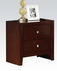 Acme Contemporary Nightstand Ilana AC20403