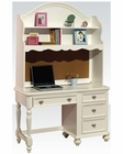 Acme Desk w/ Hutch Athena AC30014DH