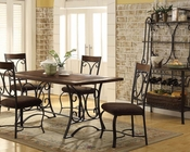 Acme Dining Set Hakesa AC72225SET