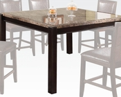 Acme Emparedora Gray Counter Height Table Dwayne AC70765