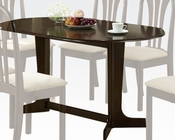 Acme Espresso Dining Table Stockholm AC02190TE