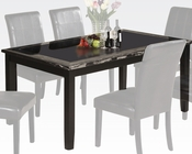 Acme Faux Marble Dining Table Blythe AC71060