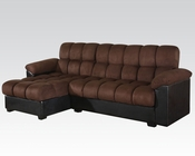 Acme Furniture Adjustable Sectional w/ Storage AC51167