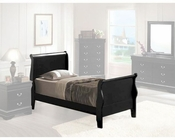Acme Furniture Bed in Black AC00420TBED