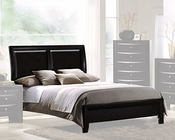 Acme Furniture Bed in Black AC04153BED