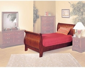 Acme Furniture Bed in Cherry AC08670TBED