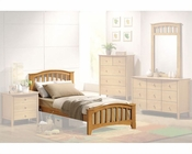 Acme Furniture Bed in Maple AC08940TBED