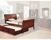 Acme Furniture Bed in Wenge AC08345TBED