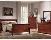 Acme Furniture Bedroom Set in Cherry AC09790TSET