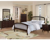 Acme Furniture Bedroom Set in Espresso AC06670TSET