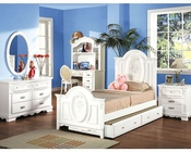 Acme Furniture Bedroom Set in White AC01680TSET