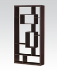 Acme Furniture Cappuccino Finish Bookcase AC92088