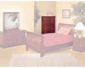 Acme Furniture Chest in Cherry AC09806