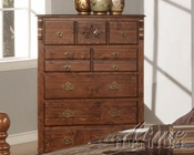 Acme Furniture Chest in Walnut Finish AC01726A