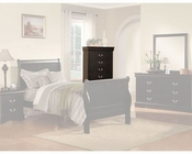 Acme Furniture Chest Louis Philippe in Black AC19506