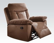 Acme Furniture Chocolate Chair Elisha AC51427