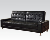 Acme Furniture Contemporary Adjustable Sofa AC57091