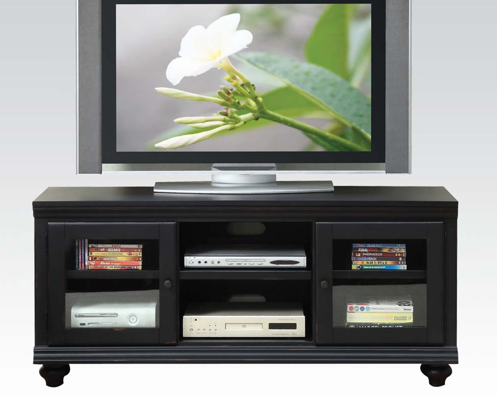 Acme Furniture Contemporary TV Stand AC91046 -> Contemporary Tv Stands