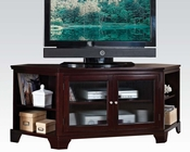 Acme Furniture Corner TV Stand AC91057