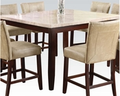 Acme Counter Height Table Set Britney AC17059SET