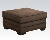 Acme Furniture Deluxe Ottoman Tenner AC50613