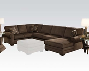 Acme Furniture Deluxe Sectional Sofa Tenner AC50610