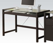 Acme Furniture Desk in Wenge AC92052