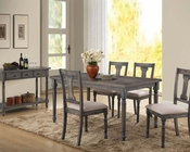 Acme Furniture Dining Set Wallace AC71435SET