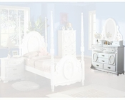 Acme Furniture Dresser in White AC01665