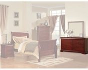 Acme Furniture Dresser Louis Philippe in Cherry AC19525