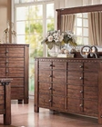 Acme Furniture Dresser w/ Mirror Brooklyn AC23715DM
