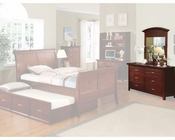 Acme Furniture Dresser with Mirror in Wenge AC08432-3