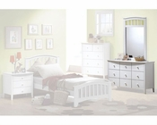Acme Furniture Dresser with Mirror in White AC09155-9