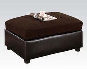Acme Furniture Easy Rider Ottoman Cleavon AC51327